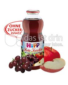 Produktabbildung: Hipp Rote Früchte 0,75 l