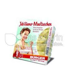 Produktabbildung: Bürger Jubiläums-Maultaschen 750 g