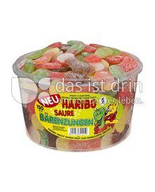 Produktabbildung: Haribo Saure Bärenzungen 1350 g
