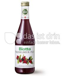 Produktabbildung: Biotta Preiselbeer Plus 500 ml