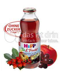 Produktabbildung: Hipp Tee & Frucht Hagebutten-Tee mit rotem Früchtesaft 0,5 l