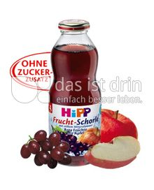 Produktabbildung: HiPP Frucht-Schorle Rote Früchte mit Apfel 0,5 l