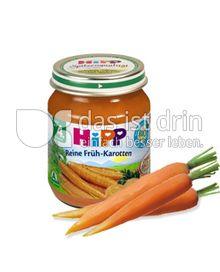Produktabbildung: HiPP Reine Früh-Karotten 125 g
