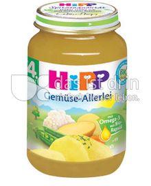 Produktabbildung: HiPP Gemüse-Allerlei 190 g