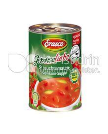 Produktabbildung: Erasco Gemüseliebe Strauchtomaten-Basilikum-Suppe 390 ml