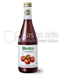 Produktabbildung: Biotta Tomate 500 ml