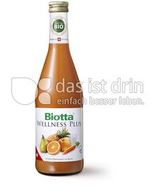 Produktabbildung: Biotta Wellness Drink 500 ml