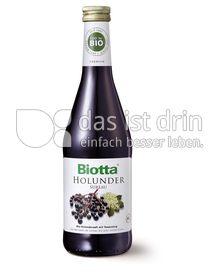 Produktabbildung: Biotta Holunder 500 ml