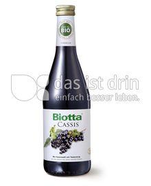 Produktabbildung: Biotta Cassis 500 ml