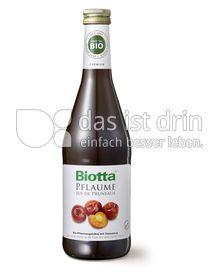 Produktabbildung: Biotta Pflaume 500 ml