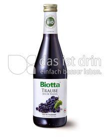 Produktabbildung: Biotta Traube 500 ml