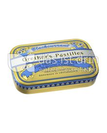 Produktabbildung: Grether´s Pastilles Blackcurrant 60 g