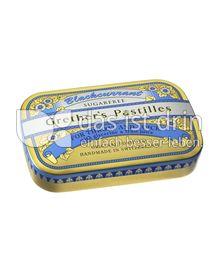 Produktabbildung: Grether´s Pastilles Blackcurrant zuckerfrei 60 g