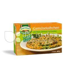 Produktabbildung: Frisch & Frost Gemüselaibchen 300 g