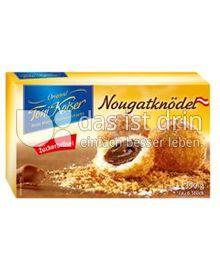 Produktabbildung: Toni Kaiser Nougatknödel 390 g