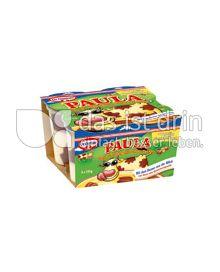 Produktabbildung: Dr. Oetker Paula Vanille-Pudding mit Schoko-Flecken 125 g