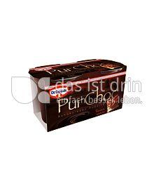 Produktabbildung: Dr. Oetker Pur Choc 75% Kakao* Tansania edelbitter