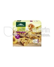 Produktabbildung: Schneekoppe Apfel Aprikose Müesliriegel