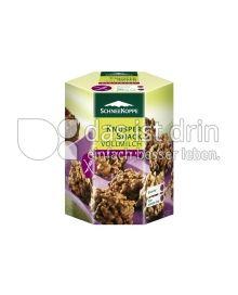 Produktabbildung: Schneekoppe Knusper Snack Vollmilch 125 g
