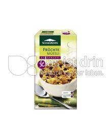 Produktabbildung: Schneekoppe Früchte Müesli 375 g