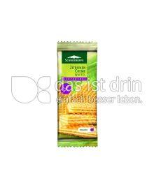 Produktabbildung: Schneekoppe Zitronen Creme Waffel 100 g