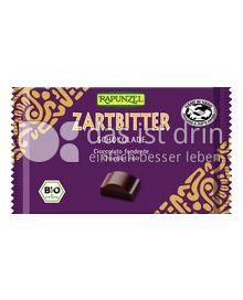 Produktabbildung: Rapunzel Zartbitter Schokolade 100 g
