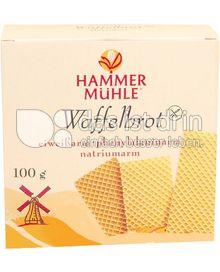 Produktabbildung: Hammermühle Waffelbrot 100 g