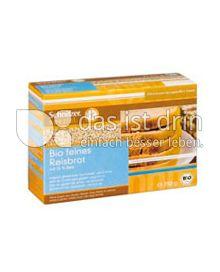 Produktabbildung: Schnitzer glutenfrei Bio Reisbrot 250 g