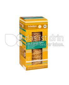 Produktabbildung: Schnitzer glutenfrei Bio Crispies Natur 60 g