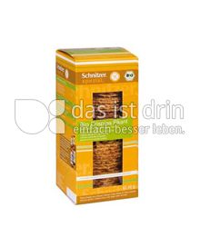 Produktabbildung: Schnitzer glutenfrei Bio Crispies Pikant 60 g