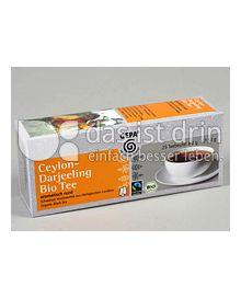 Produktabbildung: GEPA Ceylon-Darjeeling Bio Tee 50 g