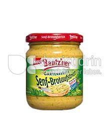 Produktabbildung: Bautz'ner Senf-Brotaufstrich Gartenkräuter 200 ml