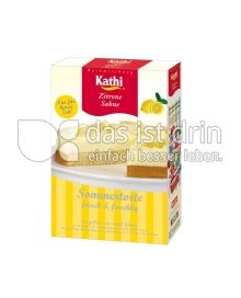 Produktabbildung: Kathi Sommertorte Zitrone-Sahne 280 g