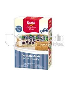 Produktabbildung: Kathi Sommertorte Heidelbeer-Mohn 470 g