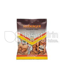 Produktabbildung: Seeberger Mandeln extra 500 g