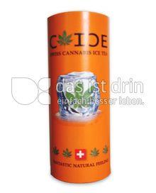 Produktabbildung: swiss Cannabis Ice Tea 250 ml