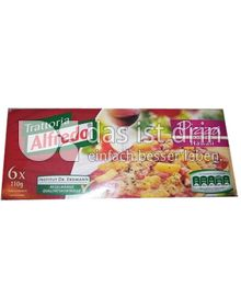 Produktabbildung: Trattoria Alfredo Pizza-Schnitten Hawaii 660 g