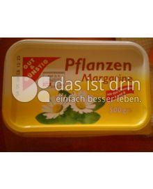 Produktabbildung: Gut & Günstig Pflanzenmargarine 500 g