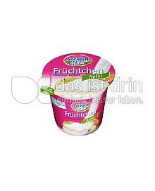 Produktabbildung: Sachsenmilch Früchtchen 250 g