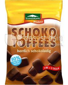 Produktabbildung: Schneekoppe Schokotoffees 75 g