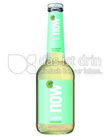 Produktabbildung: now Fresh Lemon 0,33 l