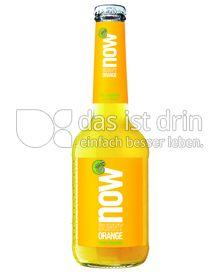 Produktabbildung: now Sunny Orange 0,33 l
