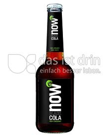 Produktabbildung: now Black Cola 0,33 l