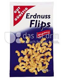 Produktabbildung: Gut & Günstig Erdnuss Flips 200 g