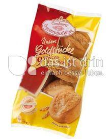 Produktabbildung: Conditorei Coppenrath & Wiese Unsere Goldstücke 9 Weizenbrötchen 450 g