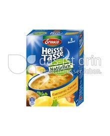 Produktabbildung: Erasco Heisse Tasse Kartoffel-Creme 3 St.