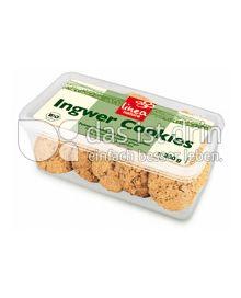 Produktabbildung: Linea Ingwer Cookies 200 g