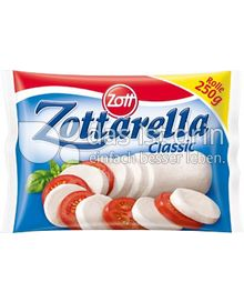Produktabbildung: Zott Zottarella Rolle Classic 250 g