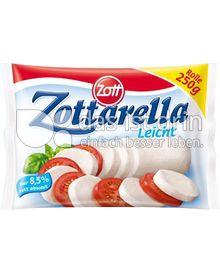 Produktabbildung: Zott Zottarella Rolle Leicht 250 g