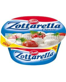 Produktabbildung: Zott Zottarella Minis Classic 150 g